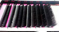 Ресницы для наращивания Salon Professional (8, 10, 12 мм) 0,07С
