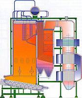 Ремонт паровых и водогрейных котлов ДКВР