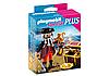 Конструктор Playmobil 4783 Пират и сундук