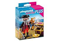 Конструктор Playmobil 4783 Пират и сундук, фото 1