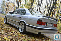 "Накладка на задний бампер BMW E34 ""Schnitzer"", Юбка задняя BMW E34"