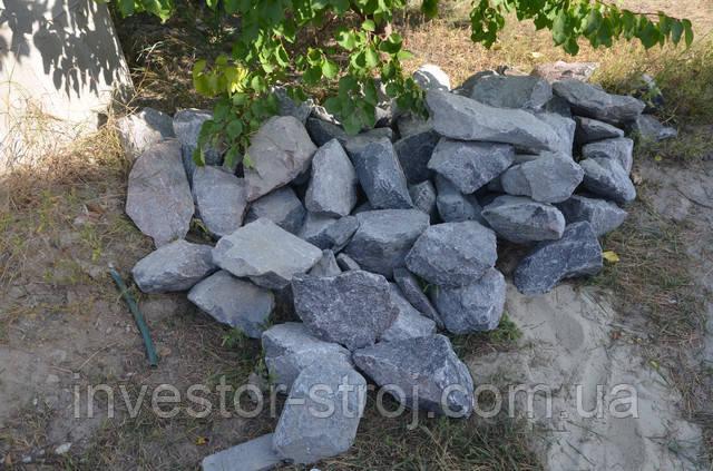 купить бутовый камень в Харькове
