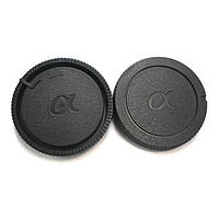 Крышки камеры и объектива для Sony A