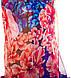 Роскошный женский шарф из шифона 200 на 142 см. ETERNO (ЭТЕРНО) P-P-48, фото 3