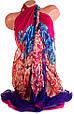 Роскошный женский шарф из шифона 200 на 142 см. ETERNO (ЭТЕРНО) P-P-48, фото 2