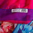 Роскошный женский шарф из шифона 200 на 142 см. ETERNO (ЭТЕРНО) P-P-48, фото 4