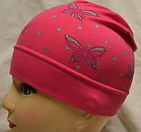 Стильная шапочка для девочки