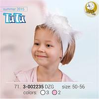 Повязка для девочки Tutu арт.71. 3-002235