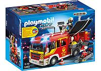 Конструктор Playmobil 5363 Пожарная машина со светом и звуком