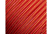 Веревка TENDON 6мм красный-оранжевый 100 метров