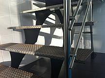 Види перил з нержавіючої сталі