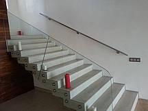 Пристінні поручні із нержавіючої сталі діаметром 32мм