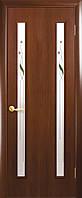 Межкомнатные двери Вера Р1  (венге DeWild, орех 3d)