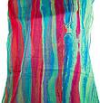 Женский яркий шарф из шифона 184 на 105 см. ETERNO (ЭТЕРНО) P-P-56, фото 3