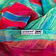 Женский яркий шарф из шифона 184 на 105 см. ETERNO (ЭТЕРНО) P-P-56, фото 4