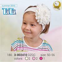 Повязка для девочки TuTu арт.180. 3-002410
