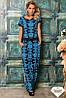 Женское длинное платье разные расцветки, фото 4