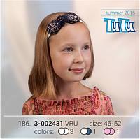 Обруч для девочки TuTu арт. 3-002431