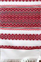 Свадебный рушник | Весільний рушник Сваха 2,4 м, фото 3