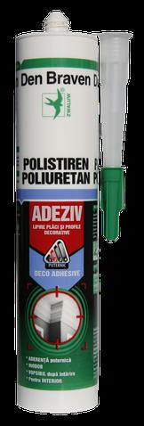 """Клей монтажный """"жидкие гвозди"""" Den Braven Deco Adhesive MX 310 мл"""