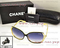 Солнцезащитные очки Chanel линза с градиентом мода 2016 года отличное качество