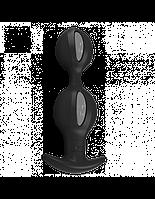 Стимулятор простаты Fun Factory B BALLS черно-серый