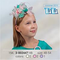 Обруч для девочки TuTu арт. 3-002447