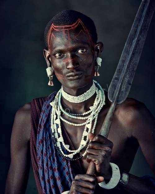 Племя Масаи — жизнь и обычаи