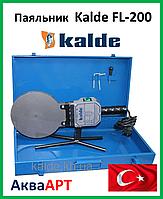 Паяльник для полипропиленовой трубы Kalde FL-200