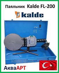 Паяльник для поліпропіленової труби Kalde FL-200