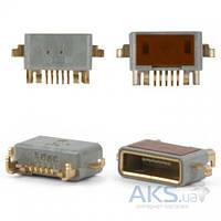 (Коннектор) Aksline Разъем зарядки Sony MT25 Xperia Neo L / Sony Ericsson LT15i / LT18i / MT11i Xperia neo V / MT15i Xperia Neo / X12
