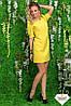 Женское платье креп разные расцветки , фото 3