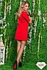 Женское платье креп разные расцветки , фото 6