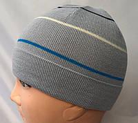 Вязаная детская шапочка от 3 до 12 лет, фото 1