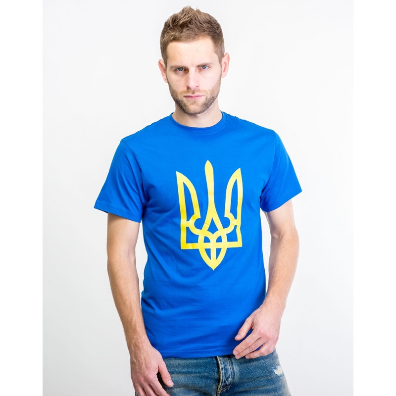 Мужская патриотическая футболка