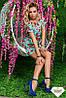 Женское платье креп разные расцветки , фото 7