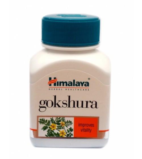 Гокшура экстракт, Гокшуради, мочегонное, растворяющее камни, тонизирующее, омолаживающее, афродизиак, (60cap)