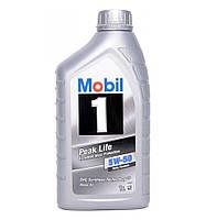 Mobil 1 peak life 5w50 1л