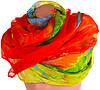 Женский оригинальный шарф из шифона 200 на 144 см. ETERNO (ЭТЕРНО) P-P-50
