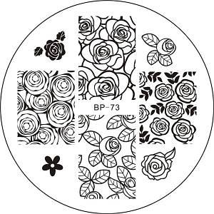 Диск для стемпинга BP-73 (АР-73)