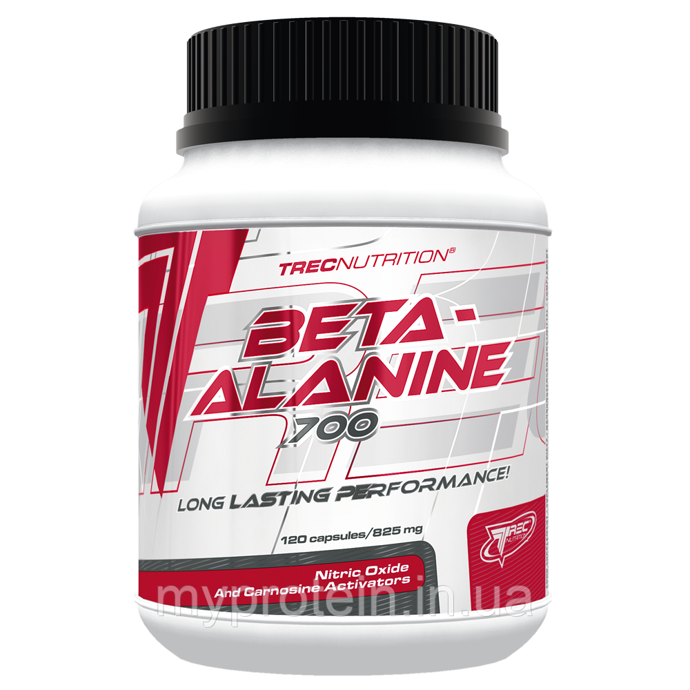 Бета аланин Beta-Alanine 700 (120 caps)