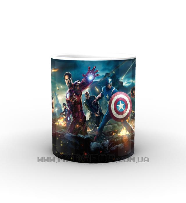 Кружка Captain America  3 Гражданская война