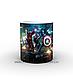 Кружка Captain America 3 Гражданская война, фото 2
