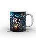 Кружка Captain America 3 Гражданская война, фото 3