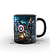 Кружка Captain America 3 Гражданская война, фото 6