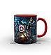Кружка Captain America 3 Гражданская война, фото 9