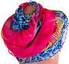 Женский замечательный шарф из шифона 200 на 144 см. ETERNO (ЭТЕРНО) P-P-52