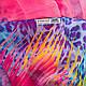 Женский замечательный шарф из шифона 200 на 144 см. ETERNO (ЭТЕРНО) P-P-52, фото 4