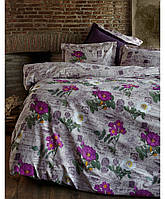 Комплект постельного белья евро karaca home ранфорс ruby