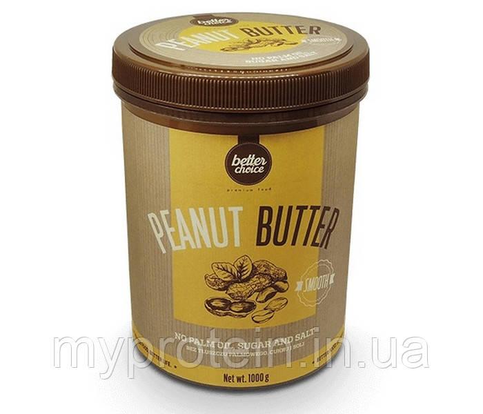 Арахисовое масло Peanut Butter (1 kg)